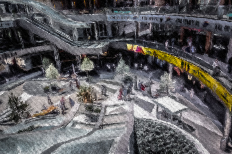 July 5 - Contours of a local mall, Santa Monica, California.jpg