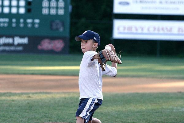 vs. Youse's Orioles, Povich Field, 7/23/06: Fans, Fun, Family, Entertainment