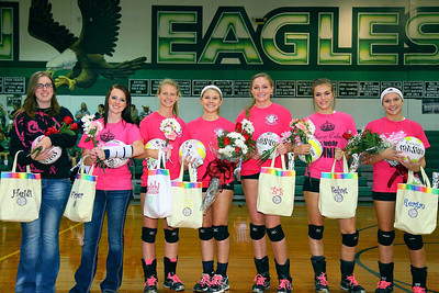 Volleyball Senior Night Pre Game, Free Download