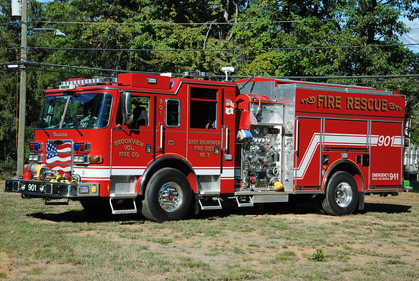 Brookview Fire Company- East Brunswick Fire District #3