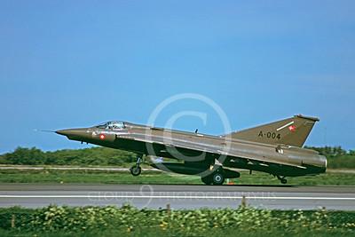 Danish Air Force SAAB Draken Pictures