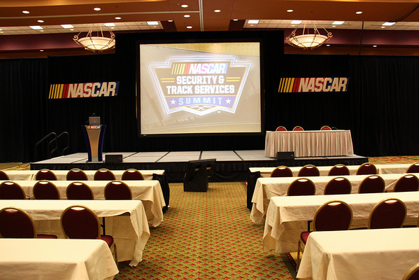 2009 NASCAR Security & Track Services Summit - Embassy Suites