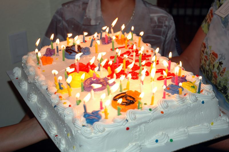2005/08/13 - Carl and Tyler's Birthdays