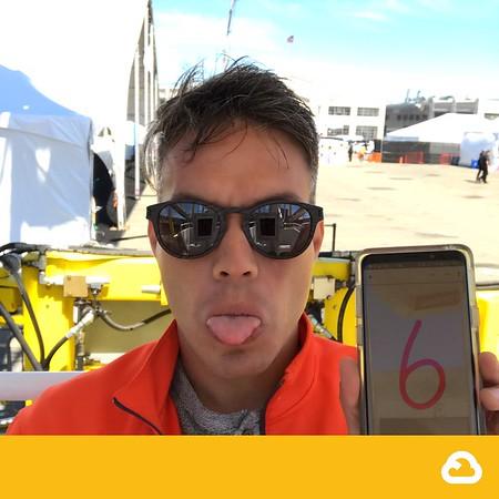 Google Next Fairgrounds San Francisco Photos