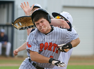 Baseball - Boerne-Champion vs La Porte (2012)