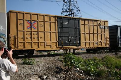 FBOX, TBOX Boxcars