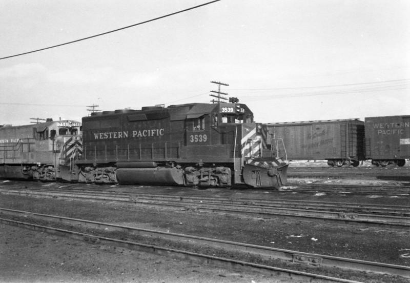 WP 3539, Roper. (Don Strack Photo)
