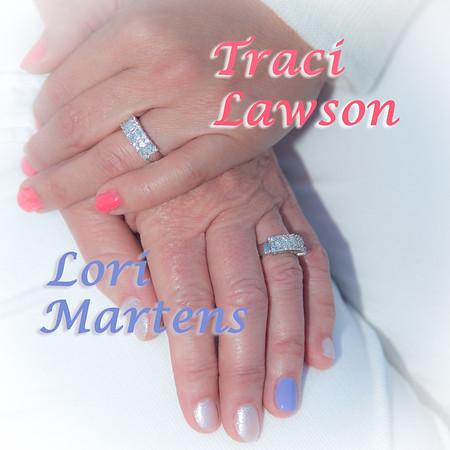 Lori and Traci Wedding