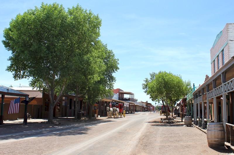 Historic Allen Street (2019)