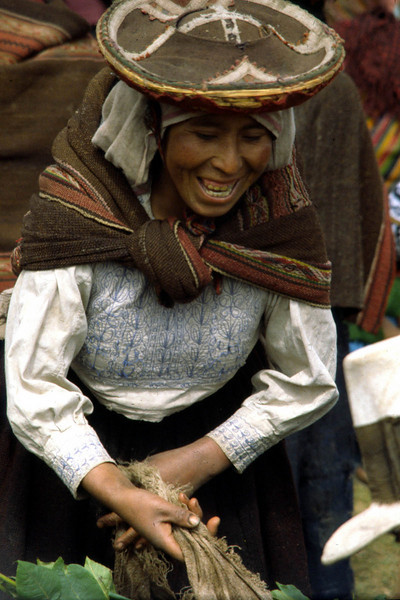 Chinchero, Peru 1979