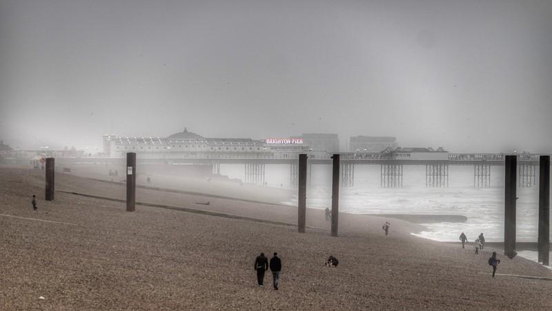 Brighton mist