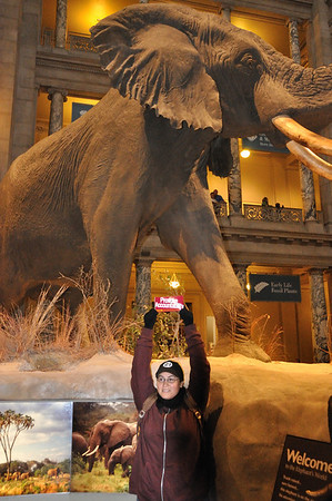 The Best Museum Visit Ever - Feb. 2011