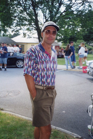 2000 Fat Bob's Corvette Show