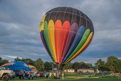 2017 Wisconsin Balloon Rally