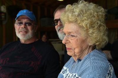 4/26/2015 Mom's 95th Birthday Party