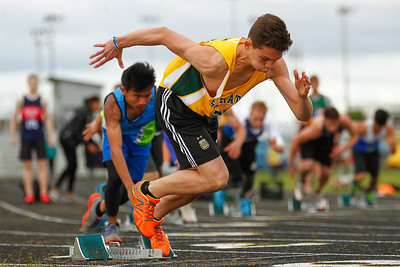 2018 Sask HS Track & Field Championships