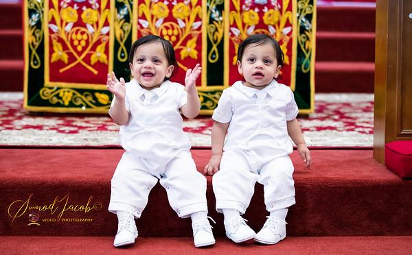BAPTISM - JACKSON & NOAH