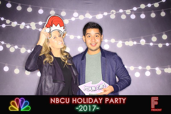"""NBCU """"Holiday Party 2017"""""""