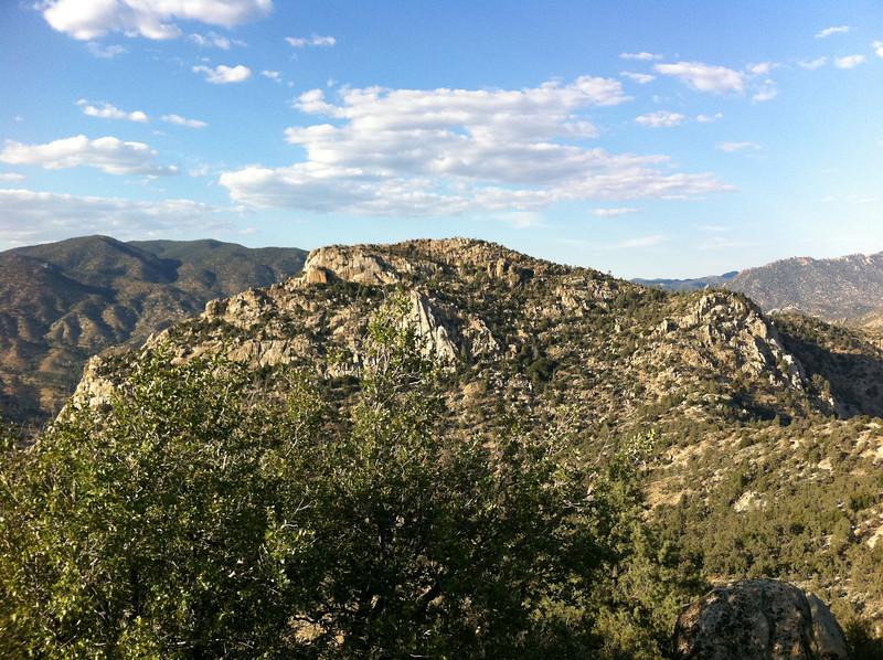Perpendicular Peak (aka 6352).