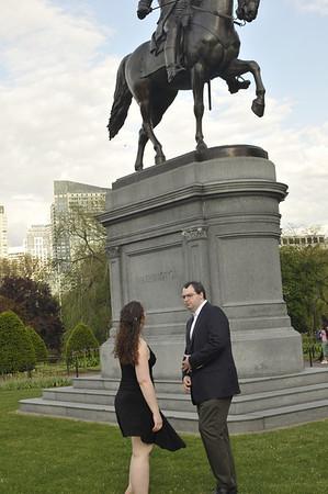 Jennifer and John   Boston May 24, 2008