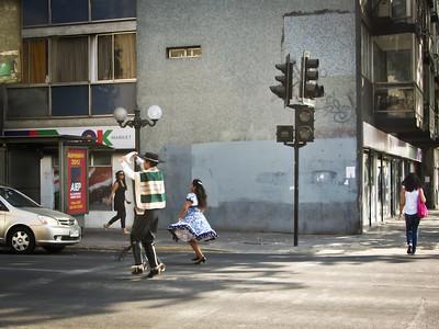 Santiago - The City