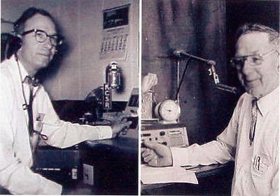 Peabody Hale was in charge of the KCSR Studios in Crawford