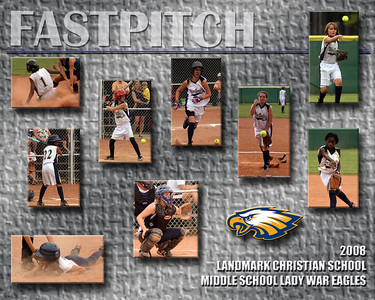 MS Softball Montage