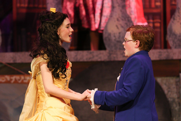 Beauty and the Beast - Preteen