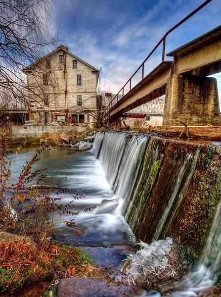Woolen Mill - November