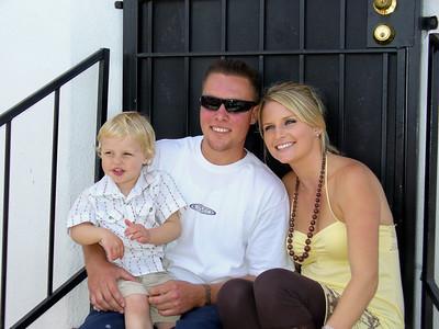 McKinney--Dustin's 2nd birthday 4-14-07