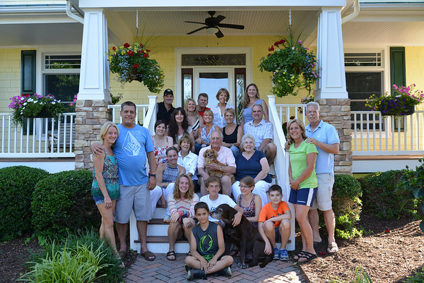 Hallgren Reunion 2014