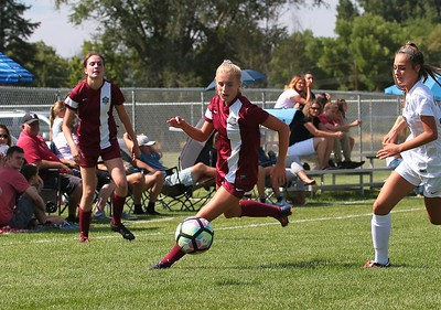 2017 Jordan High School Girls Soccer