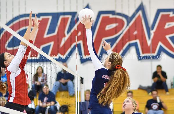 2014 Colorado HS Volleyball Regionals @ Chaparral