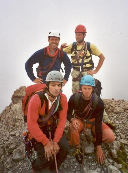 Alps, Lienzer Dolomites, 2000