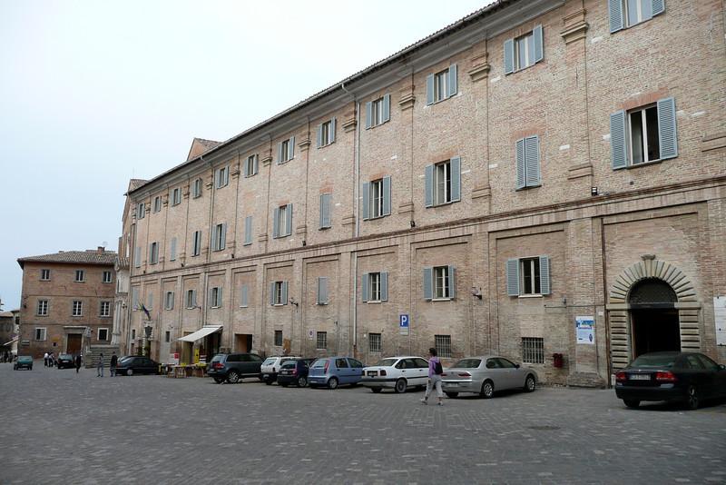 S. Domenico. Urbino, Marche
