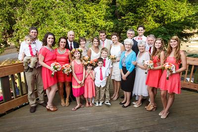 Mindy & Teyler - Family Portraits
