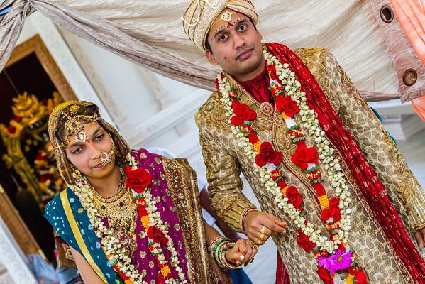 Krishna-Nidhi Wedding Ceremony on 4/25/2012