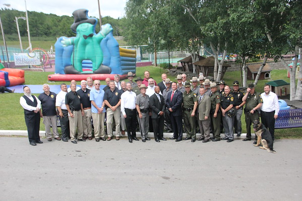Head Staff with Sheriff & Posse