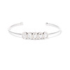 2.07ctw 5-Stone Rose Cut Bangle 0