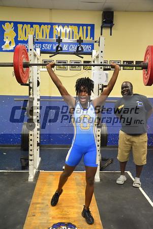 Girls Weightlifting 12*11*19