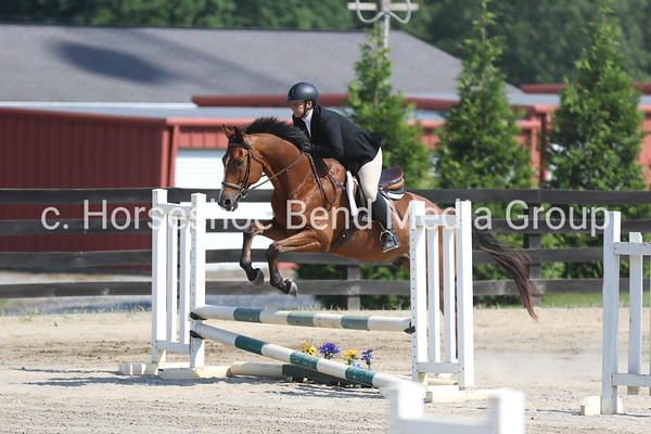 Sprouse's Corner Ranch Summer Show - Morning Classes