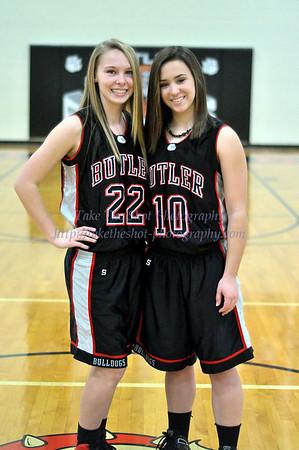 2011-01-21 BHS Women's JV Basketball VS Myers Park