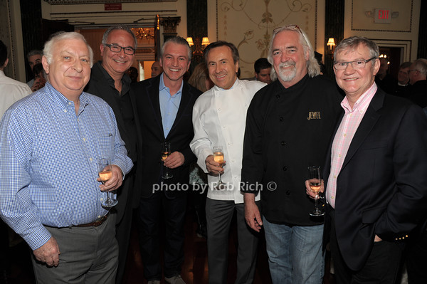 Jean-Yves Piequet, Robert Rizzuto,  Daniel Boulud,  Guy Reuge,Tom Schaudel, Guy Reuge photo by Rob Rich/SocietyAllure.com © 2014 robwayne1@aol.com 516-676-3939