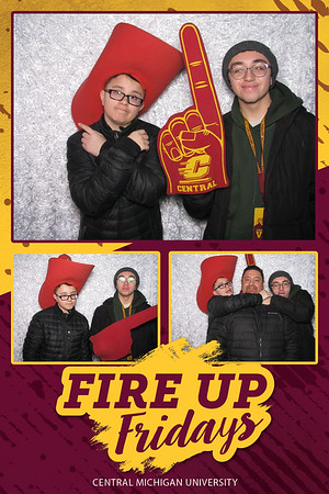 CMU Fire Up Fridays
