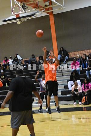 Alumni Basketball Mens Game 5