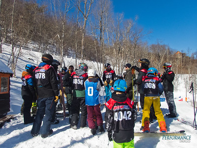USASA Southeastern Series Boardercross at App 2017