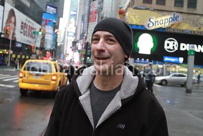 New York City with Nick Lombardi - January 17, 2012