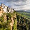 Cliffside Vista, Ronda, Spain
