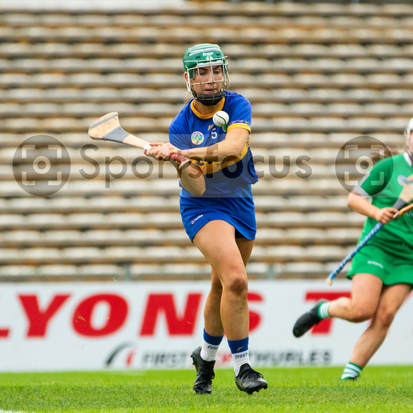Tipperary's Clodagh Quirke in action