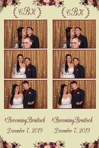 Becoming Braitsch - Wedding